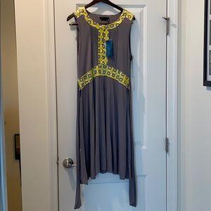 New With Tags BCBG Waist Tie Dress
